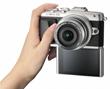 Olympus PEN E-PL7 Selfie Mode
