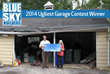 Ugliest Garage Contest Winner Announced from Blue Sky Builders