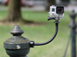 You can use the GripSnap as an easy mount for your GoPro