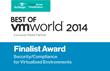 Thycotic Secret Server Named Finalist for Best of VMworld 2014