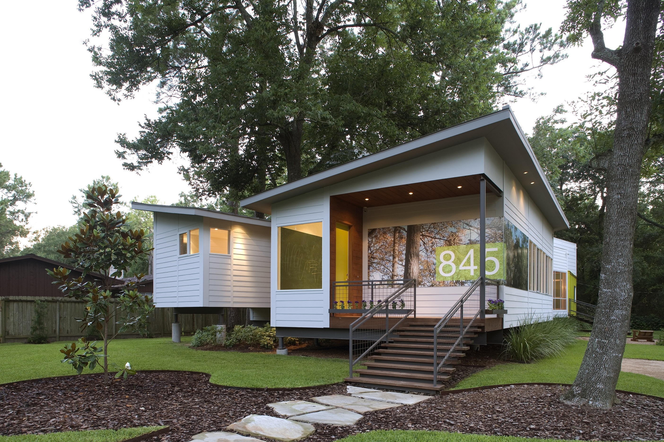 Modern home tours returns to houston in 10 days for Contemporary homes in houston