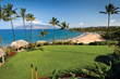 Four Seasons Resort Maui's picturesque oceanfront setting