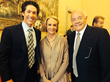 Tim and Diana Timmons with Joel Osteen