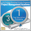 Project Management Academy® Ranks First for Education on Inc....