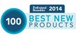PR Best New Products 2014 logo