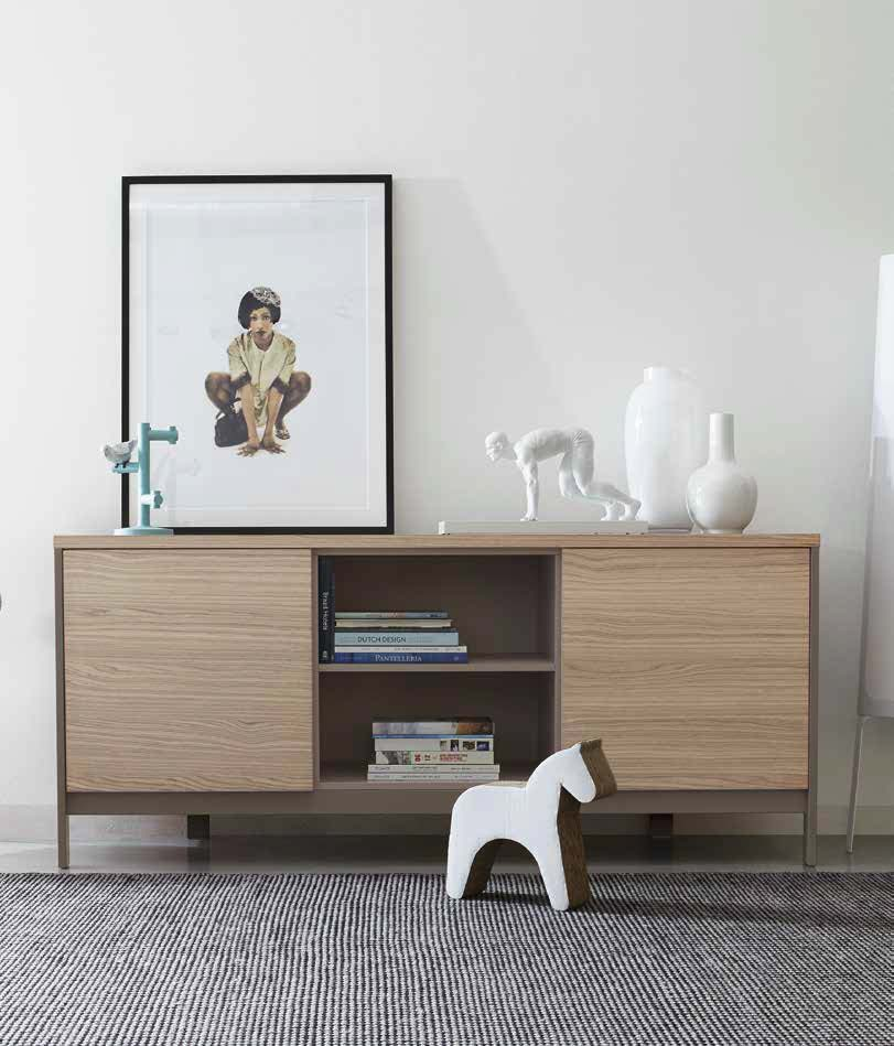 Factory Buffet by Calligaris. Modern Furniture Store in Los Angeles Announcing Labor Day Sale On