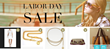 Labor Day Event: Limited Time Sale on Luxury Resale Site SnobSwap.com