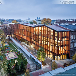 Malopolska Garden of Arts (MGA) by Ingarden & Ewý Architects