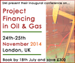 BP to discuss corporate approach to funding at the Project Financing...