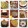 Some of the delicious entries for the Duncan Lewis staff bake-off for Gaza.