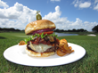 Celebrate National Cheeseburger Day, September 18. 2014, with Ten...