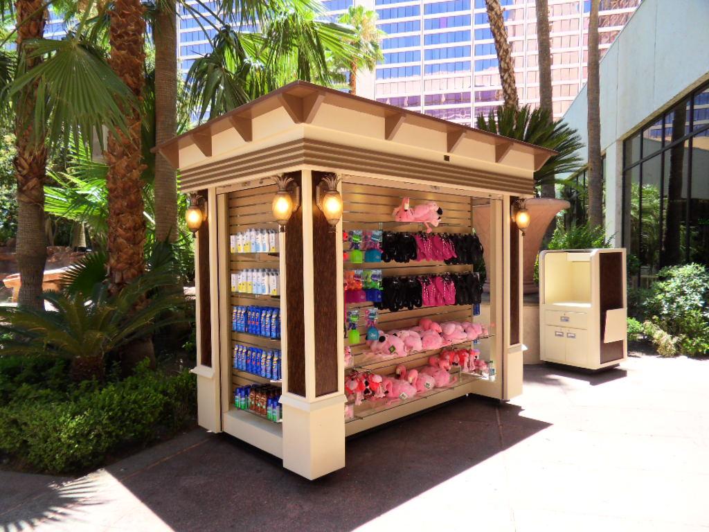 Casino kiosk procedures