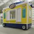 Outdoor Carts, Outdoor Kiosks, Amusement Park Carts