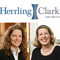 Appleton Family Law Attorneys Kelly S. Kelly and Paula A. Hamer of Herrling Clark Law Firm, Ltd.