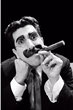 Ferrante does Groucho.