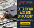 JumpCourse Fed Up with College Debt Stories, Offers Student...