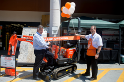 compact power equipment rental store opening, cper 1000th store opening