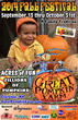 The Great Pumpkin Farm 2014 Promotional Flyer