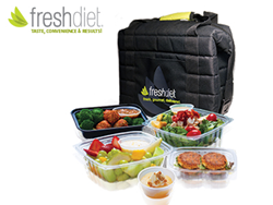 Home Delivery Meal Plans the fresh diet america's #1 at-home meal delivery company, debuts