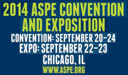 ASPE 2014 Convention and Exposition