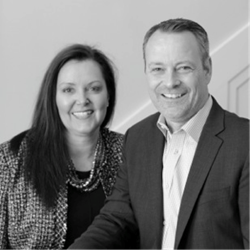 Karen and Stefan Zander