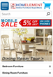 Homelement.com Rolls Out Brand New Mobile Site to Kick Off Fall Shopping Season