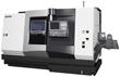 Okuma's New LU4000 EX CNC Lathe Utilizes Two Tools Working...