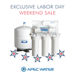 Relax this Labor Day Weekend with Great Savings on Easy-Install,...