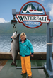 Gretchen Porter is the Reigning Queen of Waterfall Resort's 2014 $100K...
