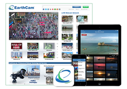 EarthCam's New Live Webcam Player and Mobile App Improve User Experience