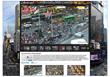 EarthCam's new live streaming player gives the popular Times Square webcam a new look