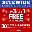 Amazing 2014 Labor Day Deals at SelectBlinds.com From Now to Labor Day...