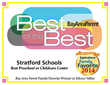 Bay Area Parents Vote Stratford School Best Preschool, Elementary, and...