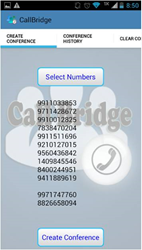 Call Bridge Mobile App
