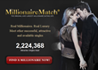 Newly Married Couple on MillionaireMatch.com Talked about Online...