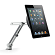 Innovative Office Products is now shipping Tablik - the first purpose-built tablet desk mount arm on the market.