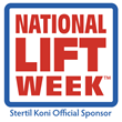 Stertil-Koni Announces National Lift Week Events, Beginning Oct. 6-12