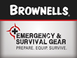 Brownells Releases Emergency And Survival Pandemic Kits