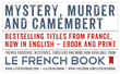 Le French Book Announces 2015 Book Release Line-Up