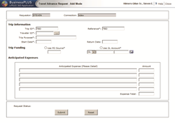 BusinessPLUS Web Form Productivity Pack