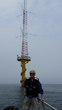 Sangchul Bang, professor at the South Dakota School of Mines & Technology, is designing suction pile foundations for a wind farm in the Yellow Sea off South Korea.