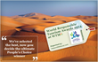 Stunning 10-day prize holiday to Oman for travellers who vote for the...
