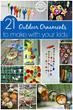Amazing Outdoor Ornaments Have Been Released On Kids Activities Blog