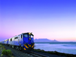Blue train luxury train club