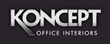 Koncept Office Launches Brand-New Website for Tailored Workspaces