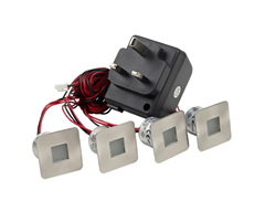 Plinth Lighting Kit from Wattlite