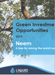 "Liquid Investments Releases Updated Investment Guide on ""Green Investment Opportunities"""