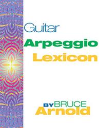 Guitar Arpeggio Lexicon