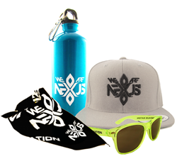 nexus, we are nexus, festival pack