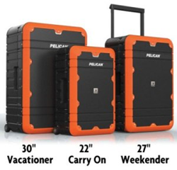 Pelican ProGear Elite Luggage from Philly Case
